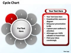 PowerPoint Design Image Cycle Chart Ppt Templates