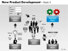 PowerPoint Design Sales Product Development Ppt Slidelayout