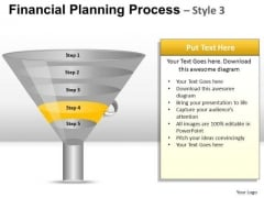 PowerPoint Design Slides Business Education Financial Planning Process Ppt Design
