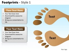 Five Key Steps For Business Analysis Powerpoint Template