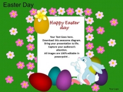 PowerPoint Design Slides Christian Easter Day Ppt Layouts