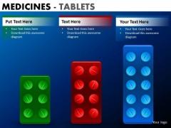 PowerPoint Design Slides Company Competition Medicine Tablets Ppt Slidelayout