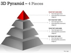 PowerPoint Design Slides Education Pyramid Ppt Slides