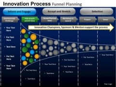 PowerPoint Design Slides Executive Competition Targets Funnel Planning Ppt Presentation