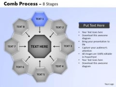PowerPoint Design Slides Global Wheel And Spoke Process Ppt Design