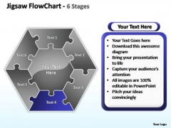 PowerPoint Design Slides Growth Flowchart Ppt Slides
