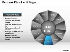 PowerPoint Design Slides Leadership Process Chart Ppt Backgrounds