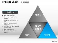 PowerPoint Design Slides Leadership Process Chart Ppt Presentation