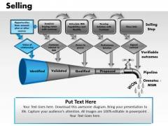 PowerPoint Design Slides Leadership Selling Ppt Template