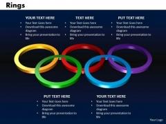 PowerPoint Design Slides Rings Business Ppt Slides
