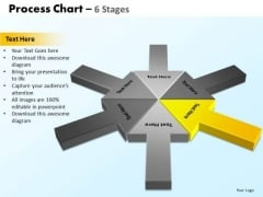 PowerPoint Design Slides Sales Process Chart Ppt Slides