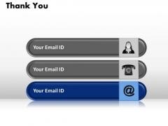 PowerPoint Design Slides Success Thank You Ppt Slide Designs