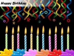 PowerPoint Design Slides Teamwork Happy Birthday Ppt Designs