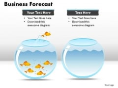 PowerPoint Design Success Business Forecast Ppt Slide