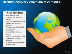 PowerPoint Designs Business Globes Country Ppt Design