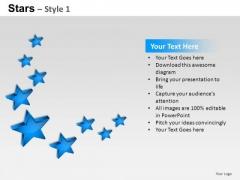 PowerPoint Designs Business Stars Ppt Slides