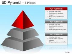 PowerPoint Designs Business Teamwork Pyramid Ppt Templates