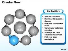 PowerPoint Designs Circular Flow Chart Ppt Design
