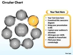 PowerPoint Designs Circular Flow Chart Ppt Themes