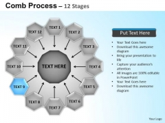 PowerPoint Designs Circular Flow Diagram Ppt Themes