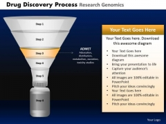 PowerPoint Designs Company Drug Discovery Ppt Process