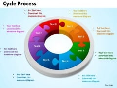 PowerPoint Designs Cycle Process Success Ppt Slides