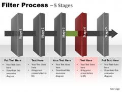 PowerPoint Designs Diagram Filter Process Ppt Theme