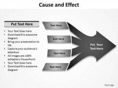 PowerPoint Designs Education Cause And Effect Ppt Slides