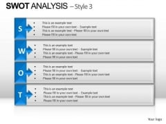 PowerPoint Designs Image Swot Analysis Ppt Slidelayout