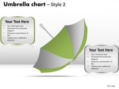 PowerPoint Designs Image Umbrella Chart Ppt Templates