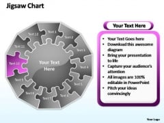 PowerPoint Designs Leadership Jigsaw Ppt Presentation