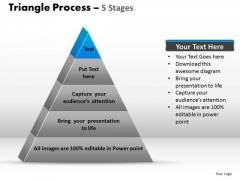 PowerPoint Designs Leadership Triangle Process Ppt Design