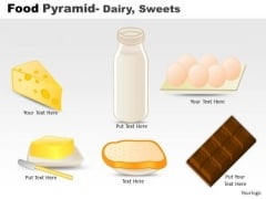 PowerPoint Designs Marketing Food Pyramid Ppt Templates