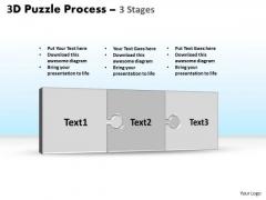 PowerPoint Designs Marketing Puzzle Ppt Design