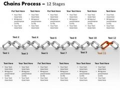 PowerPoint Designs Process Chains Ppt Designs