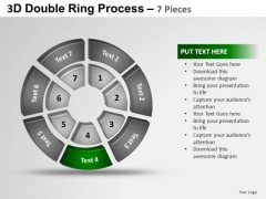 PowerPoint Designs Process Double Ring Ppt Backgrounds