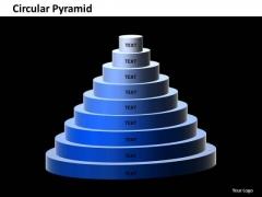 PowerPoint Designs Pyramid Success Ppt Presentation