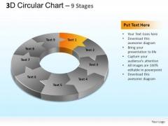 PowerPoint Designs Strategy Circular Chart Ppt Presentation