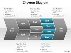 PowerPoint Designs Success Chevron Diagram Ppt Themes