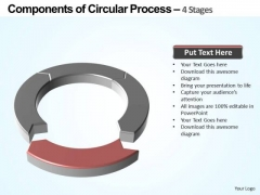 PowerPoint Designs Success Components Of Circular Ppt Template