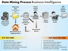 PowerPoint Designs Success Data Mining Process Ppt Slides