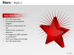 PowerPoint Designs Success Stars Ppt Themes