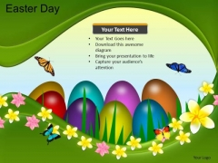 PowerPoint Easter Templates Easter Day Ppt Backgrounds