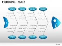 PowerPoint Fishbone Diagrams