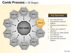 PowerPoint Layout Circular Flow Diagram Ppt Design