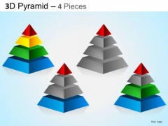 PowerPoint Layout Company Growth Pyramid Ppt Presentation