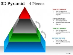 PowerPoint Layout Global Pyramid Ppt Slidelayout