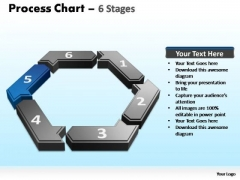 PowerPoint Layout Graphic Process Chart Ppt Layout