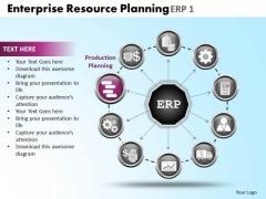 PowerPoint Layout Process Enterprise Resource Ppt Slides