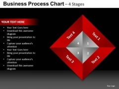 PowerPoint Layout Strategy Quadrant Chart Ppt Template
